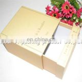 High Level Luxury Printing Special design OEM paperboard Drawer Watch Boxes