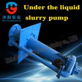 Liquid wear-resistant slurry pump under the coal mine with vertical pumps 40 pv - SP (R) slurry pump