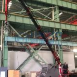 3ton Marine Crane For Sale Hydraulic Crane Small Boat/Marine/Ship Crane for Sale