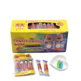 Funny Cartoon Doll Shape Packing Bubble Gum