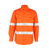 Waterproof Windproof Fluorescent Jacket