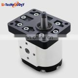 Good quality Group 3 25cc 3000RPM hydraulic oil gear pump CBN-5 series with SAE shaft