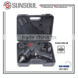 12V Impact Wrench & Electric Jack Set Air Impact Wrench
