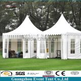 3x3 Small Garden Line Gazebo Tent For Sale / Carpas Para Jarjin
