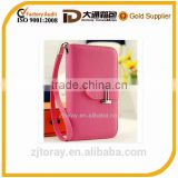 2013 Lovely Cellphone Ladies' Wallet For Young Lady