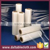 Transparent Eco-friendly PVC stretch film                                                                         Quality Choice