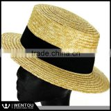 Wholesale Summer Beach Floppy Hat Matador Straw Panama Hat