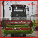 4LZ-3.6 soybean harvester, green bean cutter