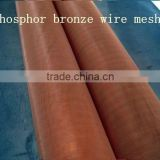 2013 high quality phosphor bronze wire mesh