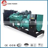 Hot sell diesel generator with brand engine and alternator 3 phase 400V
