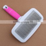 Cat Hair Grooming Slicker Comb Gilling Brush Quick Clean Tool Pet