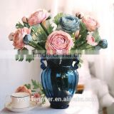 Aestheticism in Europe and the lotus High-end simulation flower European fake flowers home table decoration