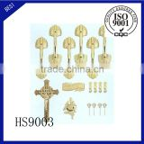 HS9003 plastic good quality cheap funeral supplies casket coffin handle