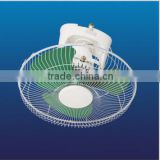High quality wall mounted oscillating mental and plastic blade choosable for sale from china