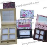 Wholesale eyeshadow container cosmetic packaging make your own brand factory direct sale