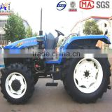 Best quality hot sale QLN 704 70hp 4wd wheel farm price of tractor in india