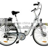 Electric bike 36V 10AH 250W