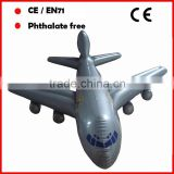 Large inflatable airplane toys for advertising inflatable military transport aircraft