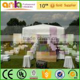 2016 outdoor exhibition booth advertising tent type PVC Tarpaulin Digital printing inflatable catering tents for sale