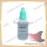 1OZ 30ml hot melt Keratin glue remover for prebonded fusion i tip hair extension lcd glue remover