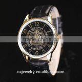 Original Factory Men Luxury Custom Watch Wholesale In Alibaba Mechanical Skeleton Watch