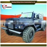 Alibaba China supplier armored vehicle anti riot military vehicles / bulletproof vehicle