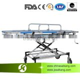Alibaba China Ambulance Hydraulic Stretcher Trolley