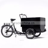 Cargo Tricycle Bike Ice Cream coffee Bike Trailer With 34 years Experience in metal fabrication