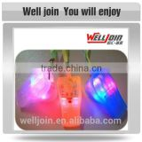 Promotional Cheap LED Plastic Whistle