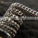 Staggered fused clapton coil in stock