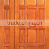 Luxury Wooden Entry Doors Design Malaysia DJ-S8450SO                                                                         Quality Choice