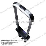 China buid-in pull/telescopic/retractable metal case trolley for laptop bags