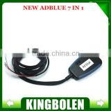 New Arrival 7 IN 1 ADBLUE Emulator For Heavy Truck AD blue Heavy Duty Truck Vehicles Tool With High Quality