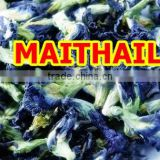 Butterfly Pea Tea Dried Butterfly Blue Pea Tea from THAILAND (Support Private Brand)