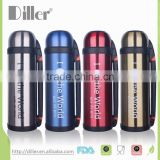 stainless steel water bottle wide mouth vacuum flask 32 oz thermos vacuum insulated travel mug