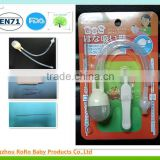 New design anti reflux adult nasal aspirator nose clean for baby clean product                                                                         Quality Choice