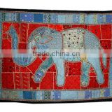 CheckOut~Our stunning collection of Indian Vintage Khambadia Patchwork Decorative Pieces~Wall-Hangings, Table Cloths