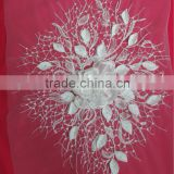 Flower Applique Lace
