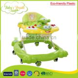 BW-10A eco-friendly plastic outdoor airplane baby trolley walker with 8 swivel wheels                                                                         Quality Choice