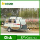 Mini travel trailer