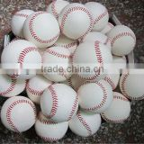 OEM cow leather baseball &leather softball equipment