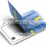 SLE4442 Contact Chip Card