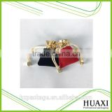 High quality Soft custom small drawstring luxurious suede jewelry pouch bag for gift&jewellery with logo