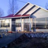 china Prefabricated Villa luxury prefabricated houses concrete prices low cost prefab light steel