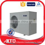Alto AHH-R100 quality certified lowes price air heat pump cover 5~30kw/h heat pump water heater
