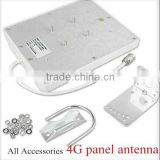 Hot Selling Multi band 4g wifi router lte external panel antenna                                                                         Quality Choice