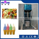 ice cream mixer fruit blending ice cream machine