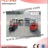 Trackless train amusement equipment / hot sale amusement game equipment / Shopping Mall Electric Mini Trackless train