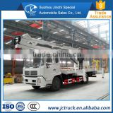 2015 New Dongfeng chassis 18-22m lift truck aerial work platform truck aerial bucket truck manufacturer