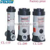 Automatic pool Chlorine feeder swimming pool chemical feeder pool chlorine feeder chemical machinery